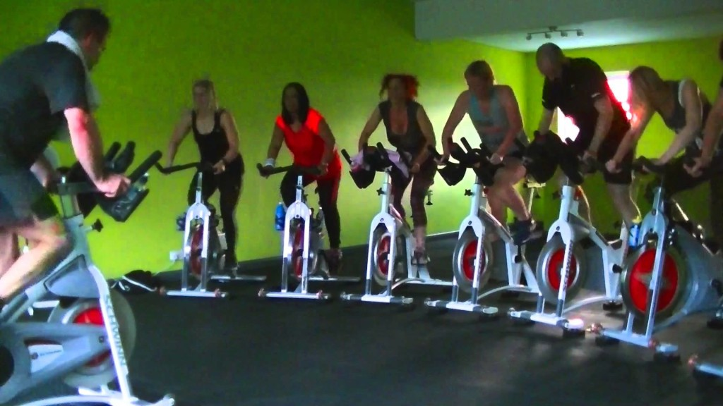 Certified Spin Trainers